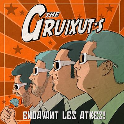"""The Gruixut's - """"Endavant les Atxes!"""""""