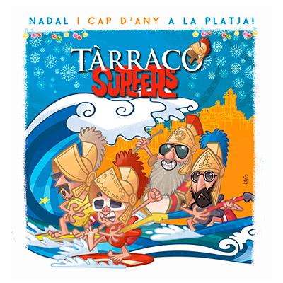 """Tàrraco Surfers - """"Nadal i Cap d'any a la platja"""""""