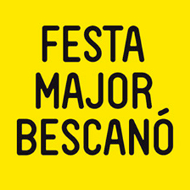 FESTA MAJOR DE BESCANÓ
