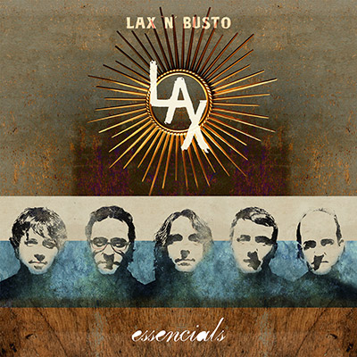 Lax'n'Busto - Essencials (CD)