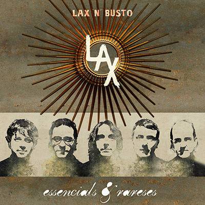 Lax'n'Busto - Essencials & Rareses (CD + LLIBRE)
